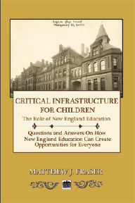 Þrúðr:Salem House Press:Authors:Matthew Frasser:Rich Kids Poor Kids:Critical-Infrastructure-Front-Cover.jpg