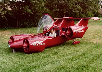 Max Tellers Favorite Flying Cars