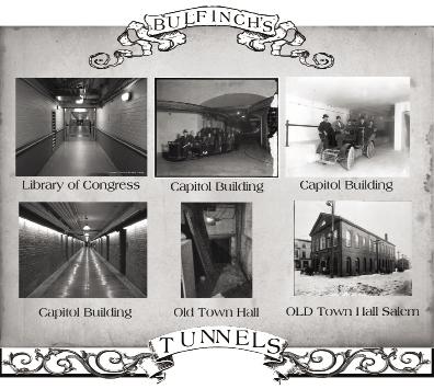 Bulfinch Tunnels