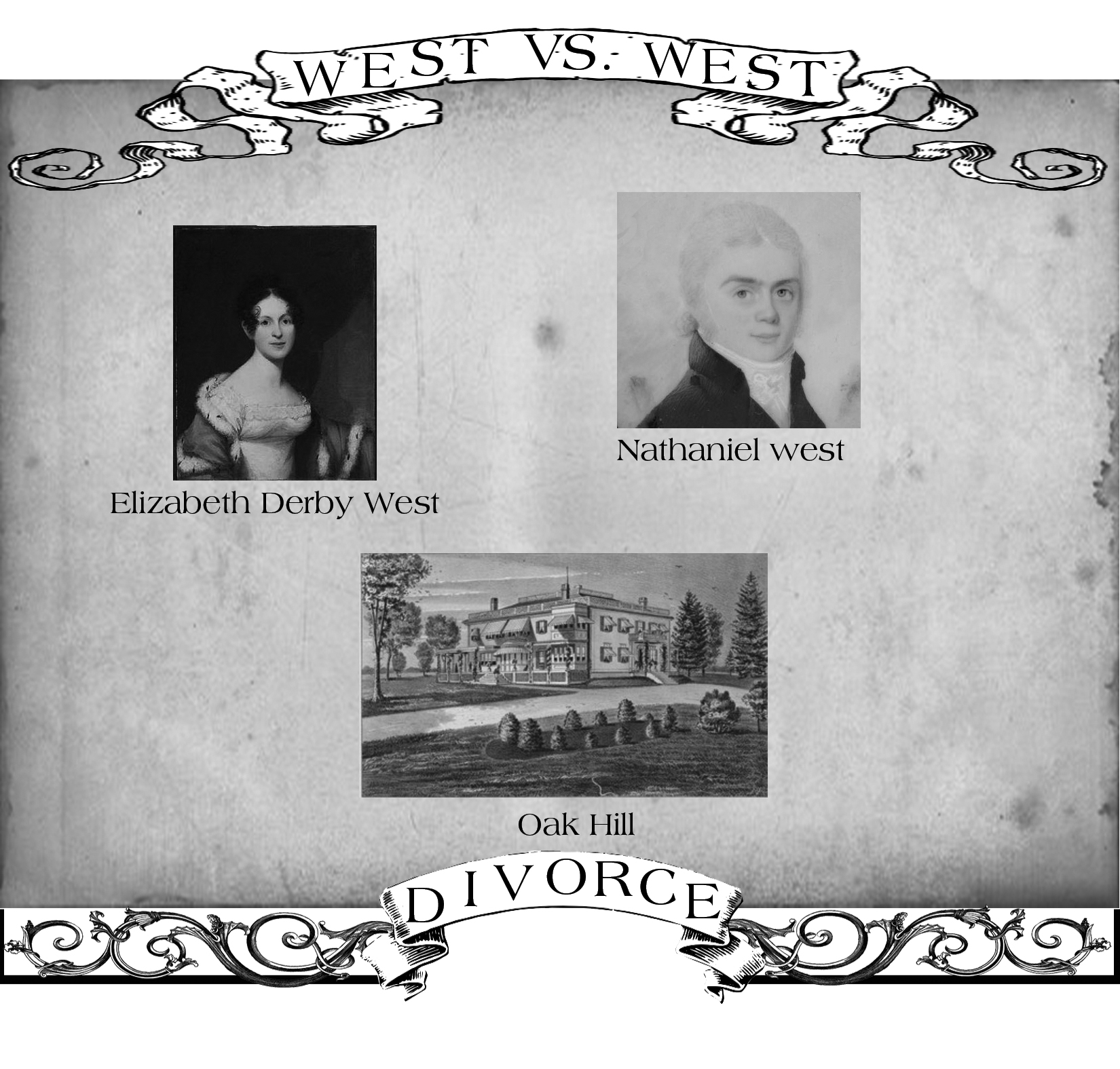 West Vs. West Divorce Salem MA