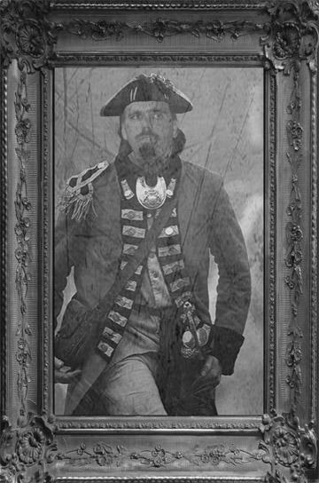 Henry Sinclair as General William Howe