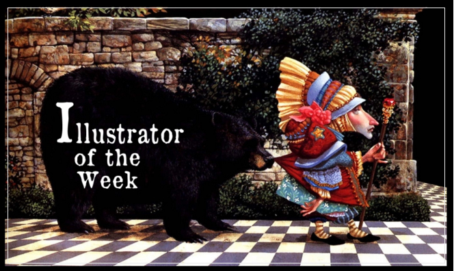 Illustrator of the Week from Salem House Press
