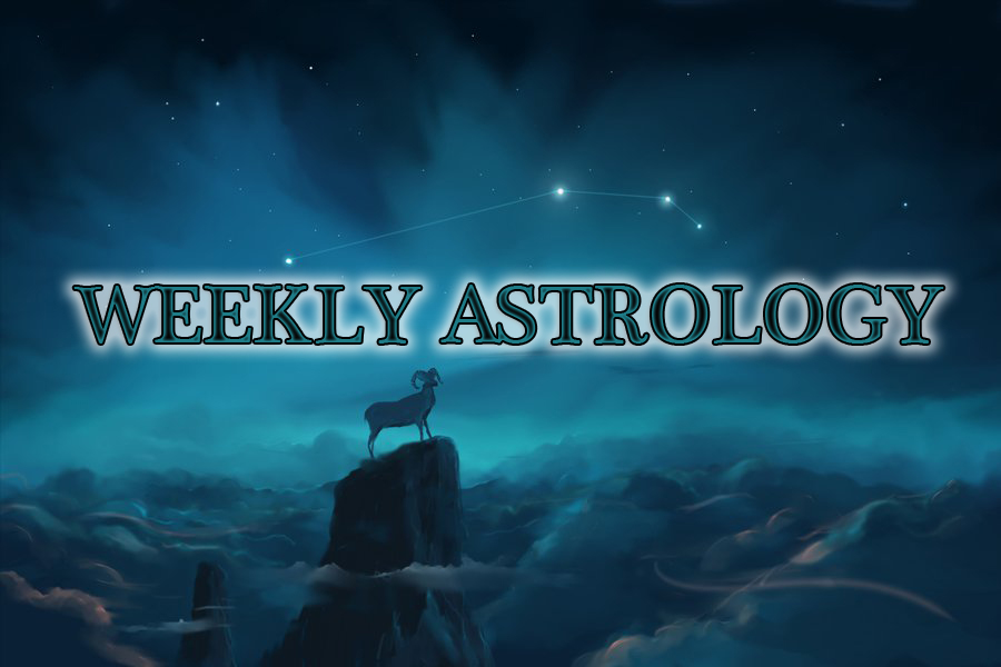 Weekly Astrology Report from the Salem Love Psychic