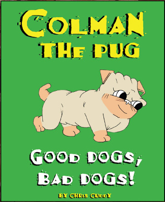 Coleman the Pug cover