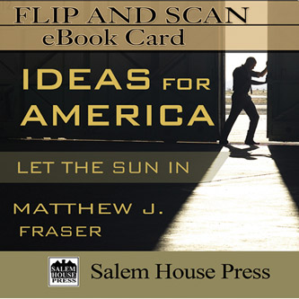 Ideas fro America eBook Card