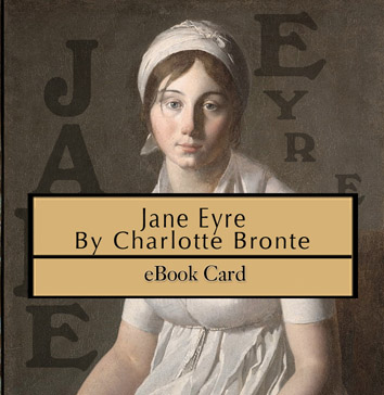Jane Eyre eBook Card