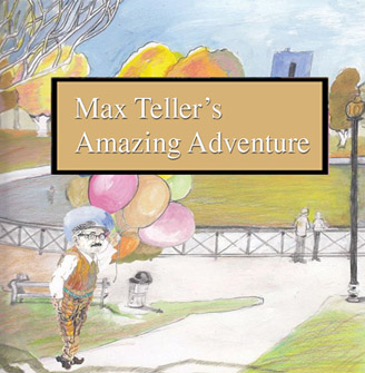 Max Teller's Amazing Adventure eBook Card