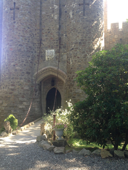 hammond Castle tower