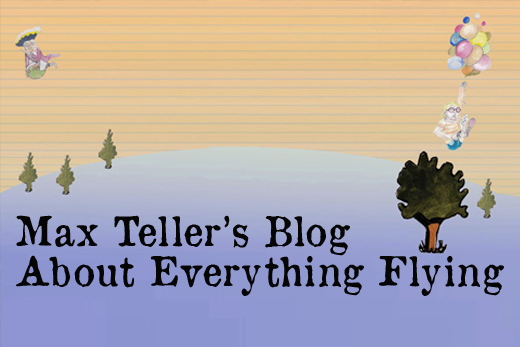 Max Teller's Bog about Everything Flying