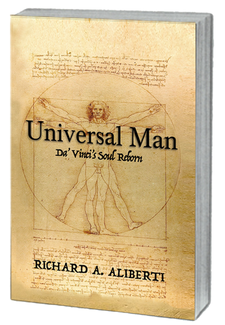 Universal Man cover