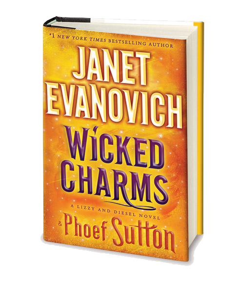 Wicked Charms book cover. A book that used Salem Secret Underground as its research.